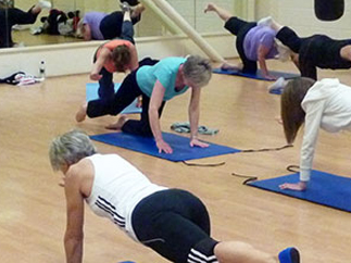 Legs, Bums & Tums classes at Oceans