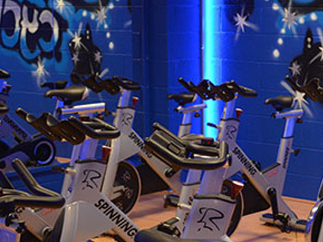 Revolution cycle classes at Oceans