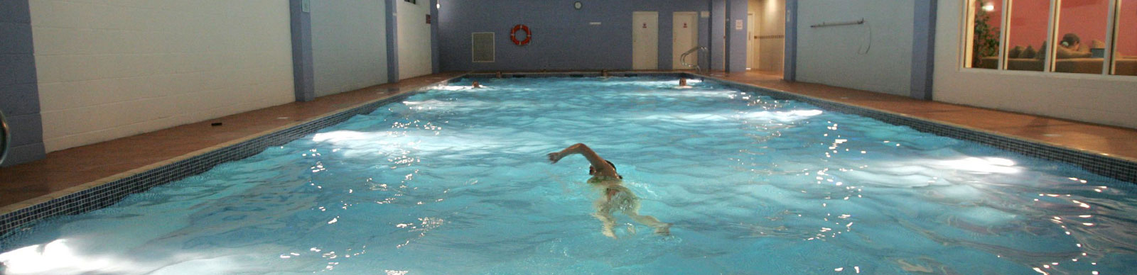 The Oceans swimming pool runs a range of family and baby classes, as well as allowing daily swimming access to members